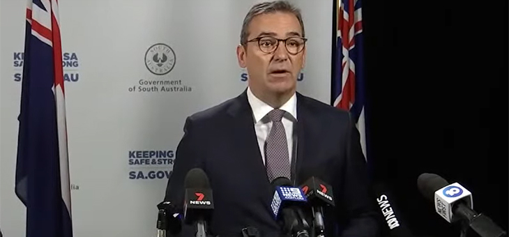 Another state locks down as Victoria announces extension