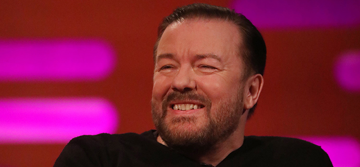 Ricky Gervais' funniest moments