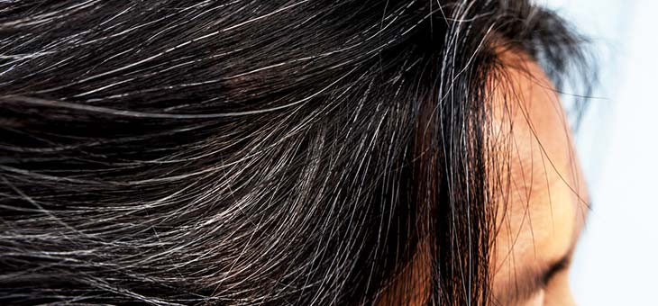 New study reveals greying hair can be halted – even reversed