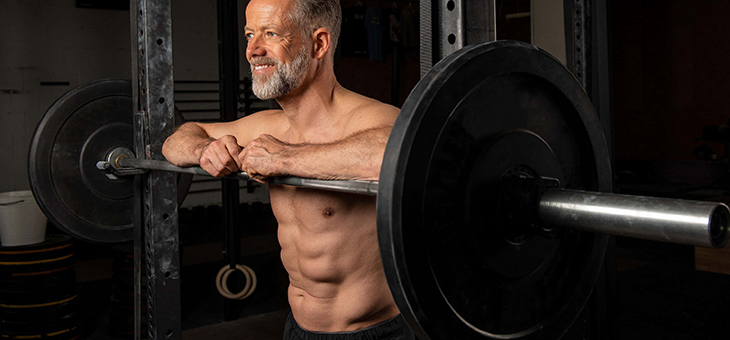Tips for getting a six-pack at any age