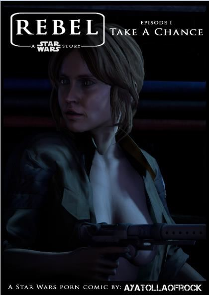 Star Wars Porn Caption 2