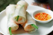Rice Paper Rolls, Quick, Easy, Summer, Snack, Party Food, Asian