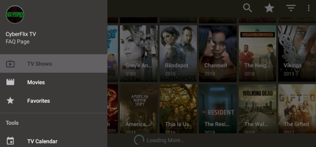 cyberflix for android