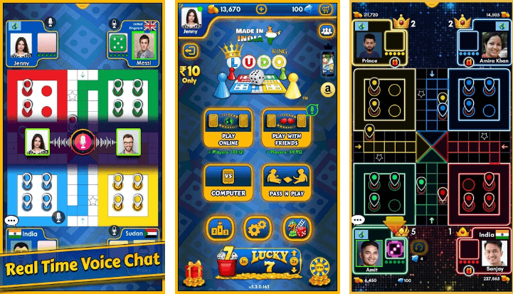 ludo king features