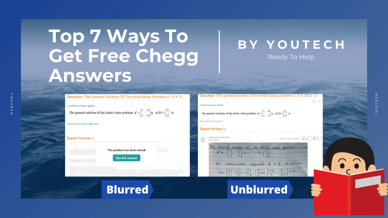 Get Free Chegg Answers