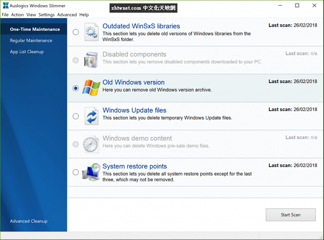 Read more about the article Auslogics Windows Slimmer 3.1.0.1 – 免費的系統瘦身工具