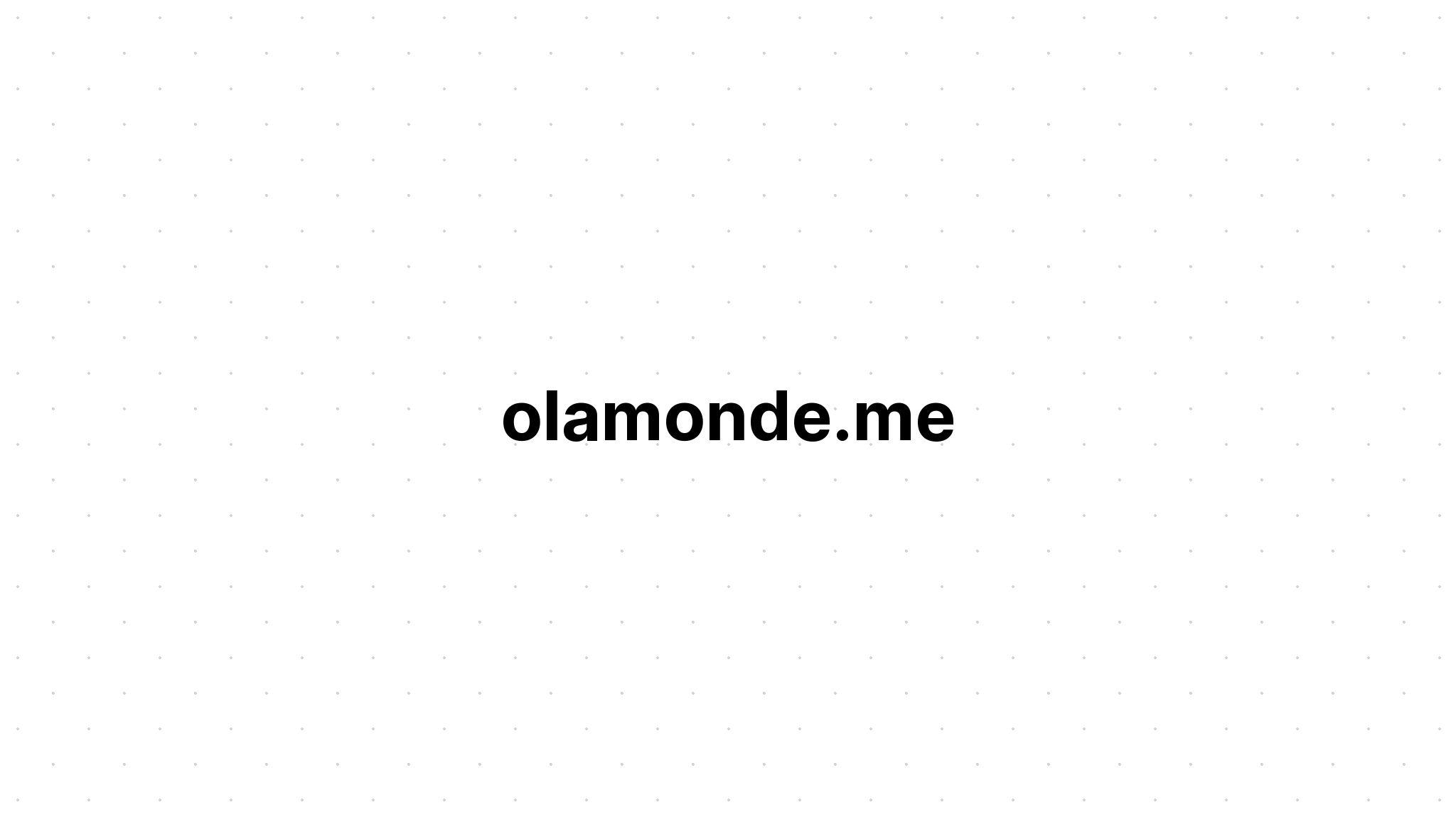 olamonde